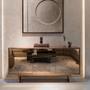 Furniture and storage - KAFE Sideboard - CAFFE LATTE