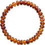 Bijoux - Bracelet Adulte Ambre - Cognac - IRRÉVERSIBLE