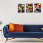 Paintings - Painting You Excite Me Midi Series - JONAQUESTART