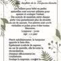 Bijoux - Collier Bébé Pierre naturelle - Howlite Magnésite - IRRÉVERSIBLE