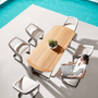 Tables Salle à Manger - Table à manger Onda - SUNSO