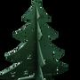 Guirlandes et boules de Noël - SAPIN DE NOËL H25cm - LP DESIGN