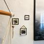 Autres décorations murales - Kit créatif - Décorations murales - Cadre cinéma - FRENCH KITS