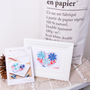 Papeterie - Kit créatif - Cartes Postales - Le cœur popup - FRENCH KITS