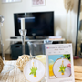 Cadeaux - Kit Broderie Décorative - Aloe Vera - FRENCH KITS