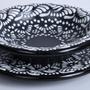 Formal plates - TALAVERA TABLEWARE - TRALAMAI