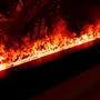 Autres objets connectés - 150 cm Cheminée à vapeur d'eau - Insert électrique 3D PRESTIGE AFIRE Cheminées Décoration Design - AFIRE