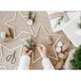 Autres décorations de Noël - Felle de jute, 10m - PARTYDECO