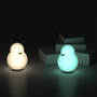 Design objects - Ducky - The soft nightlight  - MOBILITY ON BOARD