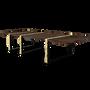 Tables Salle à Manger - Table de salle à manger Figen - MALABAR