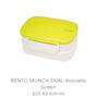 Food storage - BENTO MUNCH DUAL - TAKENAKA BENTO BOX