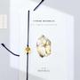 Bijoux - Bracelet Homme Citrine Naturelle - GIVE ME HAPPINESS