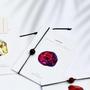 Jewelry - Men's Garnet Bracelet - GIVE ME HAPPINESS