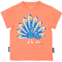 Children's apparel - T-shirt short sleeves double-sided printed Toucan - COQ EN PATE