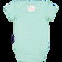 Accessoires pour puériculture - Body manches courtes Flamant Rose - COQ EN PATE