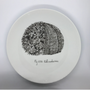 """Other wall decoration - Illustrated plates Collection """"MER"""" - VERONIQUE JOLY-CORBIN"""
