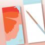 Stationery - Ginkgo List Notepad - COMMON MODERN