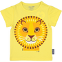 Apparel - Lion printed short sleeve T-shirt - COQ EN PATE