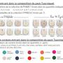Customizable objects - Tourniquet Pack - Wall display - LE BIJOU DE MIMI