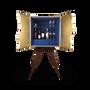 Boîtes de rangement  - Templo Cabinet - MALABAR