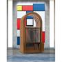 Speakers and radios - Orpheau Jukebox | Arche Series | Walnut - ATELIER ORPHEAU