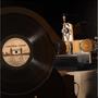 Enceintes et radios - Jukebox Orphéau | Série Arche | Orangé - ATELIER ORPHEAU