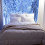 Comforters and pillows - European Goose Down Down - King/Cal King, 1100g (Warm) - CROWN GOOSE