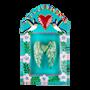 Objets de décoration - Niche décorative Colibri Liberté XL - PINK PAMPAS