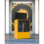 Enceintes et radios - Jukebox Orphéau | Série Mimosa | Jaune - ATELIER ORPHEAU