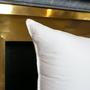 Coussins - Housse d'oreiller en duvet européenne (housse incluse) - CROWN GOOSE