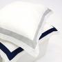 Coussins - Coussinet d'oreiller standard en duvet - Ensemble de 2 - CROWN GOOSE