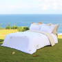 Bed linens - La Dore Collection, Special Edition Gold Leaf - CROWN GOOSE
