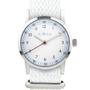 Bijoux - Bracelet de montre Millow Tressé Blanc  - MILLOW PARIS