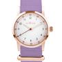 Bijoux - Bracelet de montre Millow Lilas - MILLOW PARIS