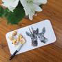 Assiettes de réception - Planche à découper - CHARLOTTE NICOLIN