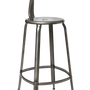 Chairs for hospitalities & contracts - CHAISE NICOLLE®: NICOLLE® METAL CHAIR H75 - CHAISES NICOLLE