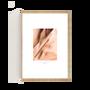 "Art photos - ""Antelope leaf I"" / Wall art / Giclée print - DOEN STUDIO"
