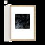 """Art photos - """"Marbre noir II"""" / Wall art / Giclée print - DOEN STUDIO"""