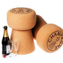 Office seating - Champagne Cork Stool - PROVENCE PLATTERS