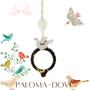 Jewelry - Flippan'Look Glasses-Necklace Dove - FLIPPAN' LOOK