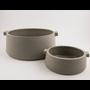 Décorations florales - KNOB pot intérieur et assiettes - D&M DECO