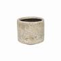 Décorations florales - FRACTURE pot céramique intérieur  - D&M DECO