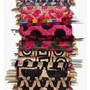 Cushions - CUSHION IKAT (velvet/silk) - NADIA DAFRI
