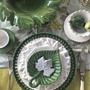 Decorative objects - Leaf plates - BOURG-JOLY MALICORNE