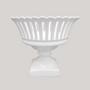 Ceramic - Bourg-Joly sur pied restauration basket - BOURG-JOLY MALICORNE