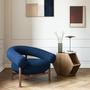 Fauteuils pour collectivités - Loop Chaise Lounge - WEWOOD - PORTUGUESE JOINERY