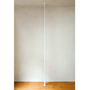 Shelves - 003 Tension Rod C White (Vertical) - DRAW A LINE