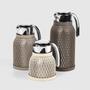Accessoires thé et café - Carafes I Cuir Thermos & Flacons - PINETTI