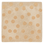 Faience tiles - DOT- handmade terracotta tile - covering, tiling - COSMOGRAPHIES