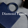 Leather goods - Diamond Frame - INDEN EST.1582